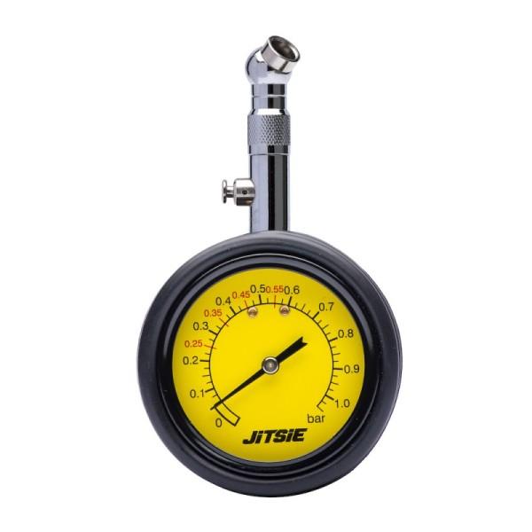 Reifendruckmesser 0-1 bar ohne Schlauch