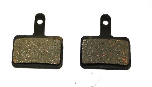 Bremsbeläge für Seilzug-Scheibenbremsen 16.0 Spider,12.5R,16E