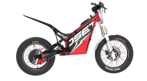 OSET 20.0 Racing MK II BleiGel