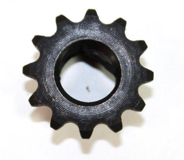 Motorritzel bis 2012 - 12 Zähne - D Shaft
