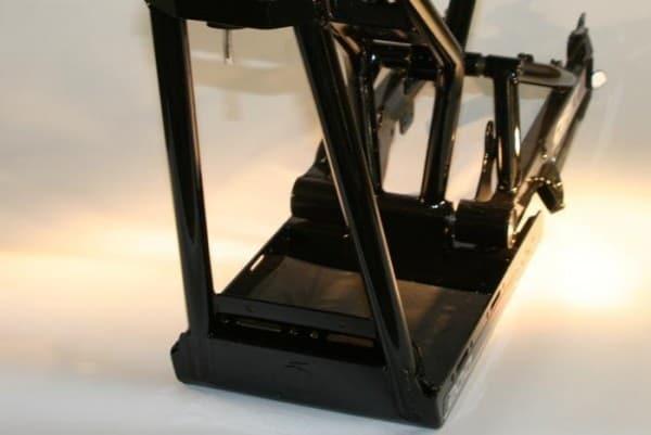 Rahmen OSET 20 Lite - ohne Schwinge
