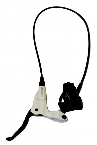Bremsanlage vorne OSET hydraulisch weiß - 16R bis 2013