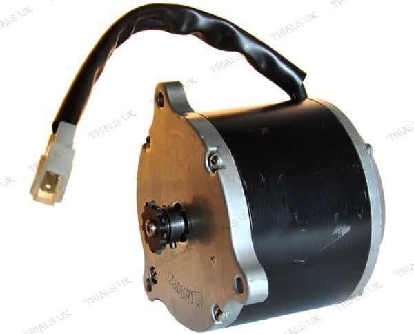 Motor für OSET 16.0 - 24 Volt