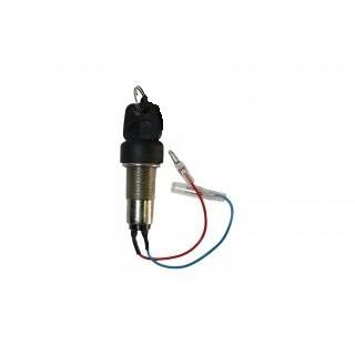 Oset Schlüsselschalter inkl. 1 Schlüssel für12.5R 16 R, 20 Lite, 20R, 24.0, MX-10