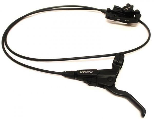 Bremsanlage hinten OSET hydraulisch schwarz - 16R bis 2013