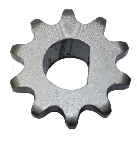 Motorritzel breit für OSET 9 Zähne